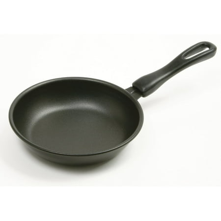 Norpro Non Stick Mini Frying Pan Skillet 6 Inches New High Quality Carbon (Mini Pan)