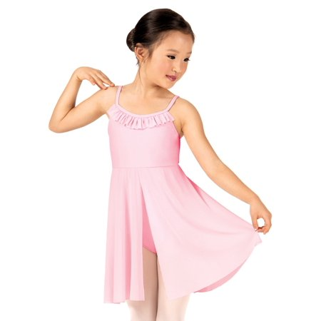 Girls Ruffle Camisole Dance -