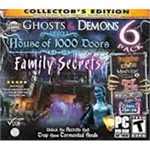 Ghosts & Demons 6 Pack Collector's Edition