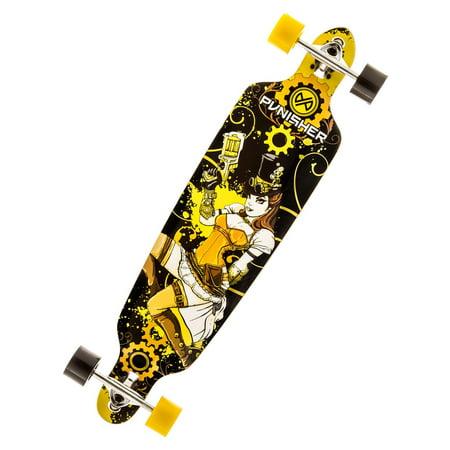 Punisher Skateboards Steampunk 40