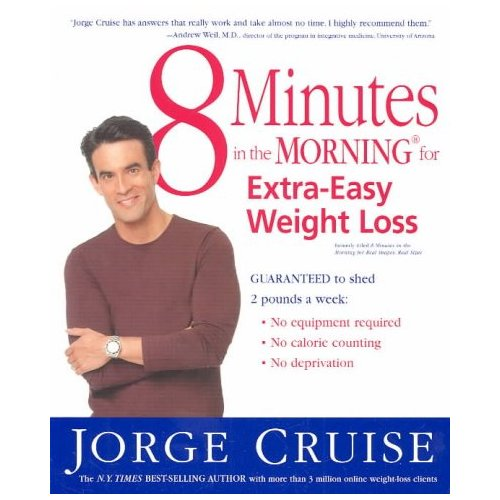 8 Minutes in the Morning for Extra Easy Weight Loss