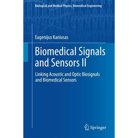 Biomedical Signals and Sensors II - eBook