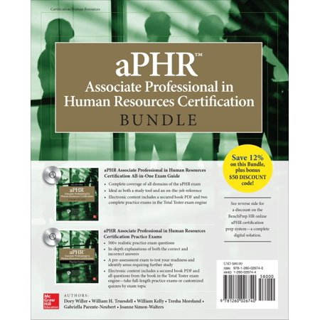Aphr Associate Professional in Human Resources Certification Bundle (Name A Sport Associated With Other Countries)