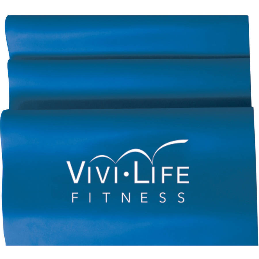 Vivi Life Pf-v8121-blu Short Flex Band, Blue