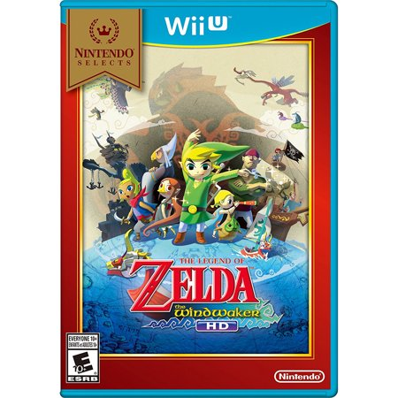 The Legend of Zelda: The Wind Waker HD, Nintendo, WIIU, [Digital Download],