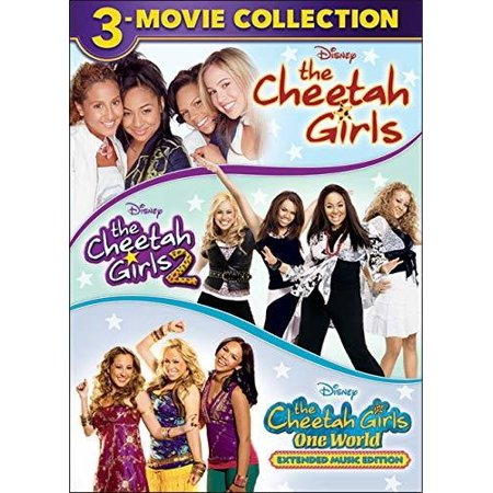 The Cheetah Girls 3-Movie Collection (DVD) (Video Girl Movie)