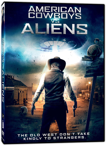 American Cowboys vs. Aliens (DVD) by Koch International