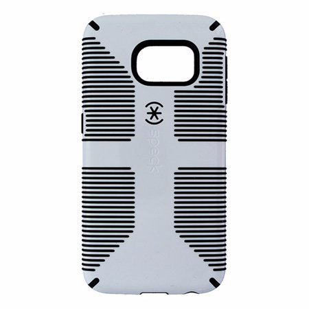 Speck CandyShell Grip Case Cover for Samsung Galaxy S6 edge+ Plus White / Black