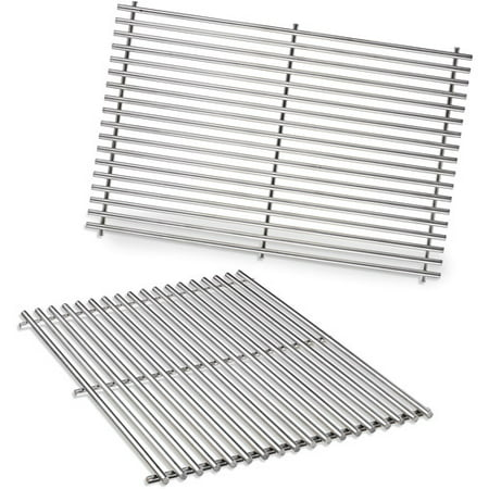 Weber Stainless Steel Cooking Grates, Genesis 300 Series