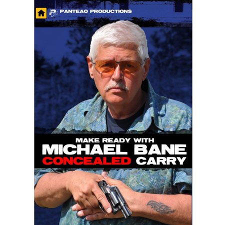 Panteao Make Ready with Michael Bane: Concealed Carry Video