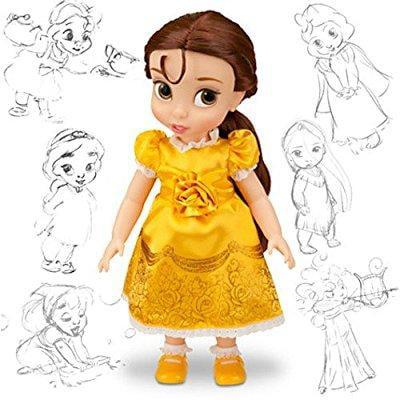 4cdc98f24f3 disney animators  collection belle doll - 16   - Walmart.com