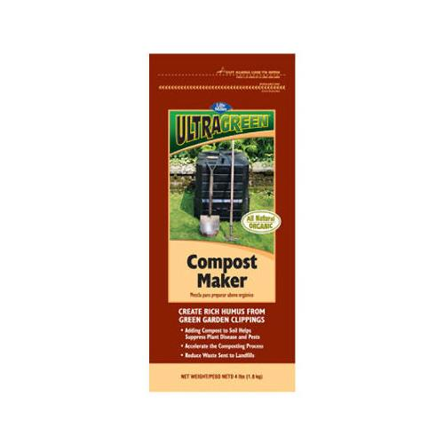 Central Garden Brands 100099419 Compost Maker, 4-Lbs. by Lilly Miller