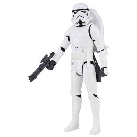 Star Wars Interactech Imperial Stormtrooper Figure](Imperial Stormtrooper)
