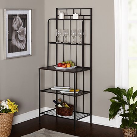 Liv Baker's Rack, Black/Gray