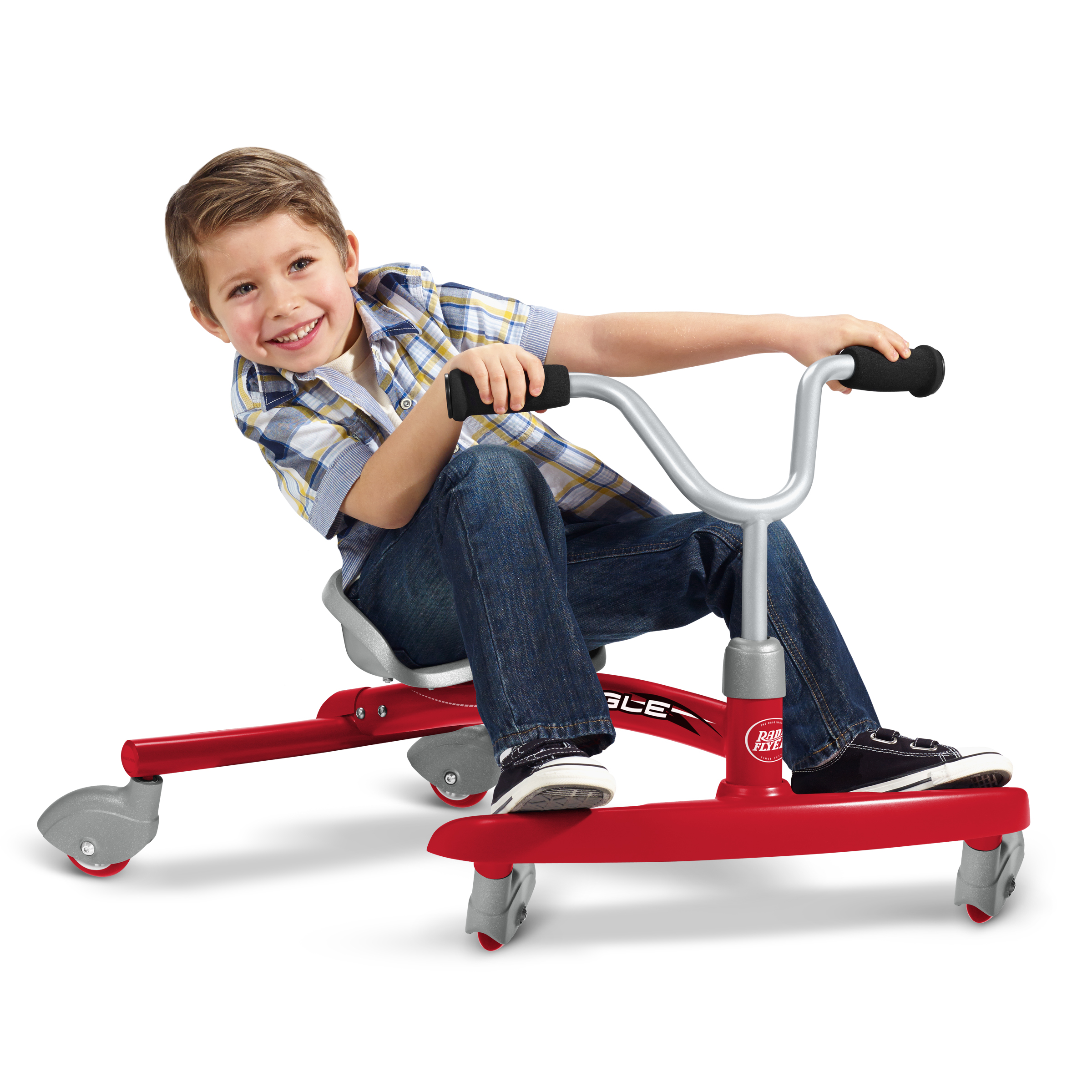 Radio Flyer Ziggle Caster Ride...