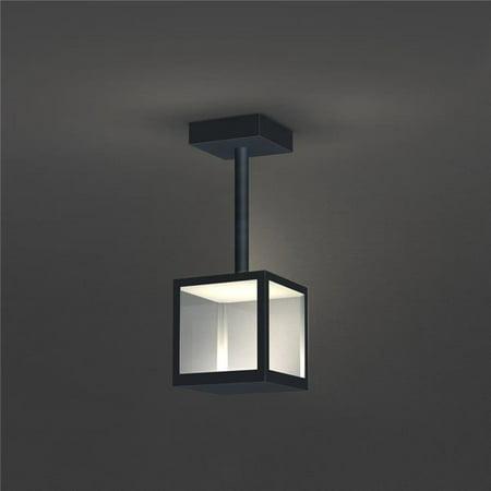 Access Lighting 20084LED-BL-CLR Suspension d'ext-rieur - DEL Reveal de 13 po - Noir - image 1 de 1