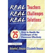 Real Teachers, Real Challenges, Real Solutions - eBook