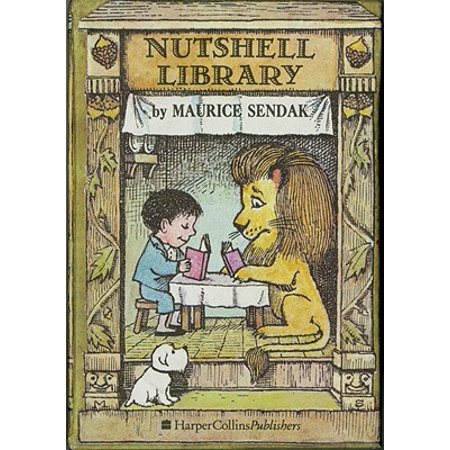 Nutshell Library (Hardcover) - Chandler Library Collection