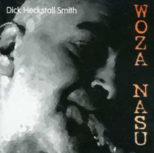 Dick Heckstall-Smith - Woza Nasu [CD]