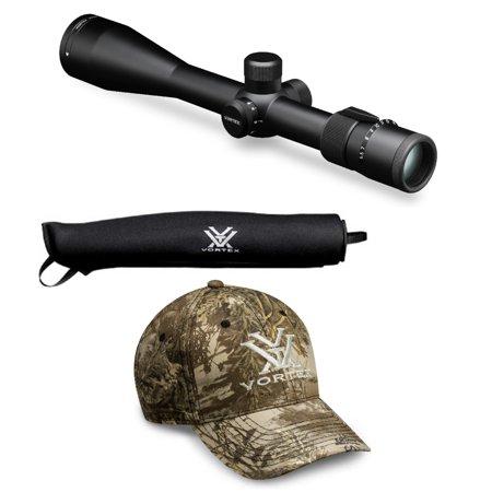 Vortex Viper 6 5-20x50 PA Riflescope (Dead-Hold BDC MOA Reticle) with Case