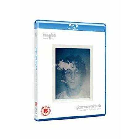 John Lennon / Yoko Ono: Imagine & Gimme Some Truth (Blu-ray) (Ray Ban John Lennon)