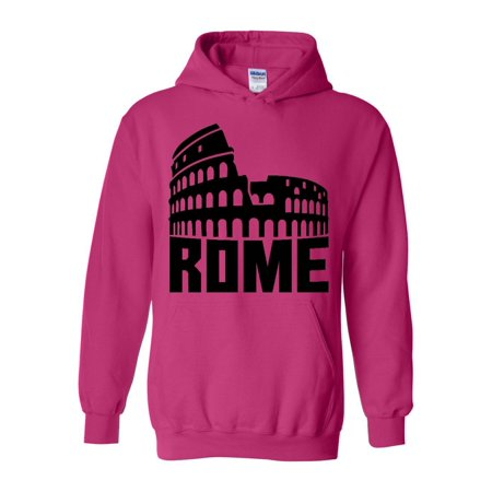 Rome Italy Unisex Hoodie Hooded Sweatshirt ()