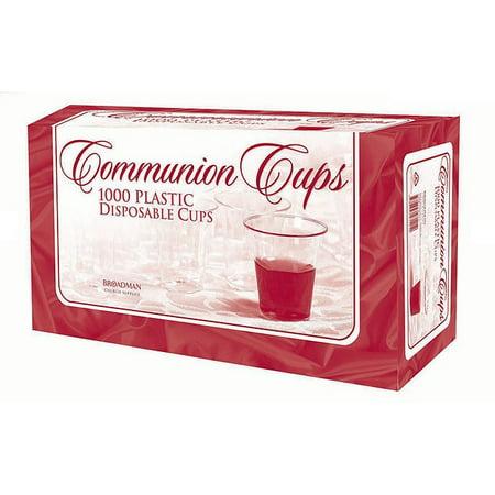 Communion Supplies (Communion Cups 1,000ct)