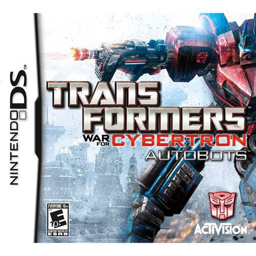 Transformers: War for Cybertron - Autobots (DS)