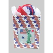 Dollhouse Patriotic Bag With Contents