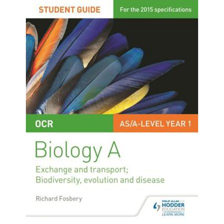 OCR AS/A Level Year 1 Biology A Student Guide: Module 3 and 4 - eBook - 100 Floors Halloween Level 4 Level 1