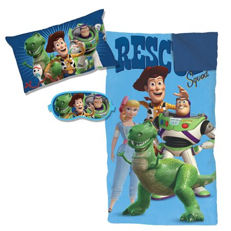 Toy Story 4 Rescue Squad 3Pc Slumber Set ()