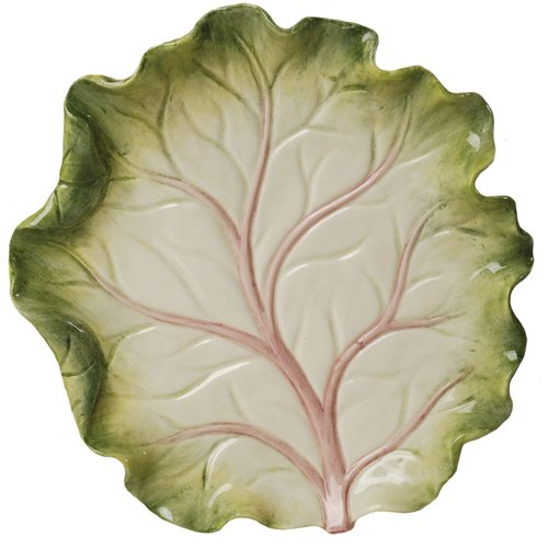 Kaldun & Bogle French Garden Cabbage 8'' Appetizer Plate