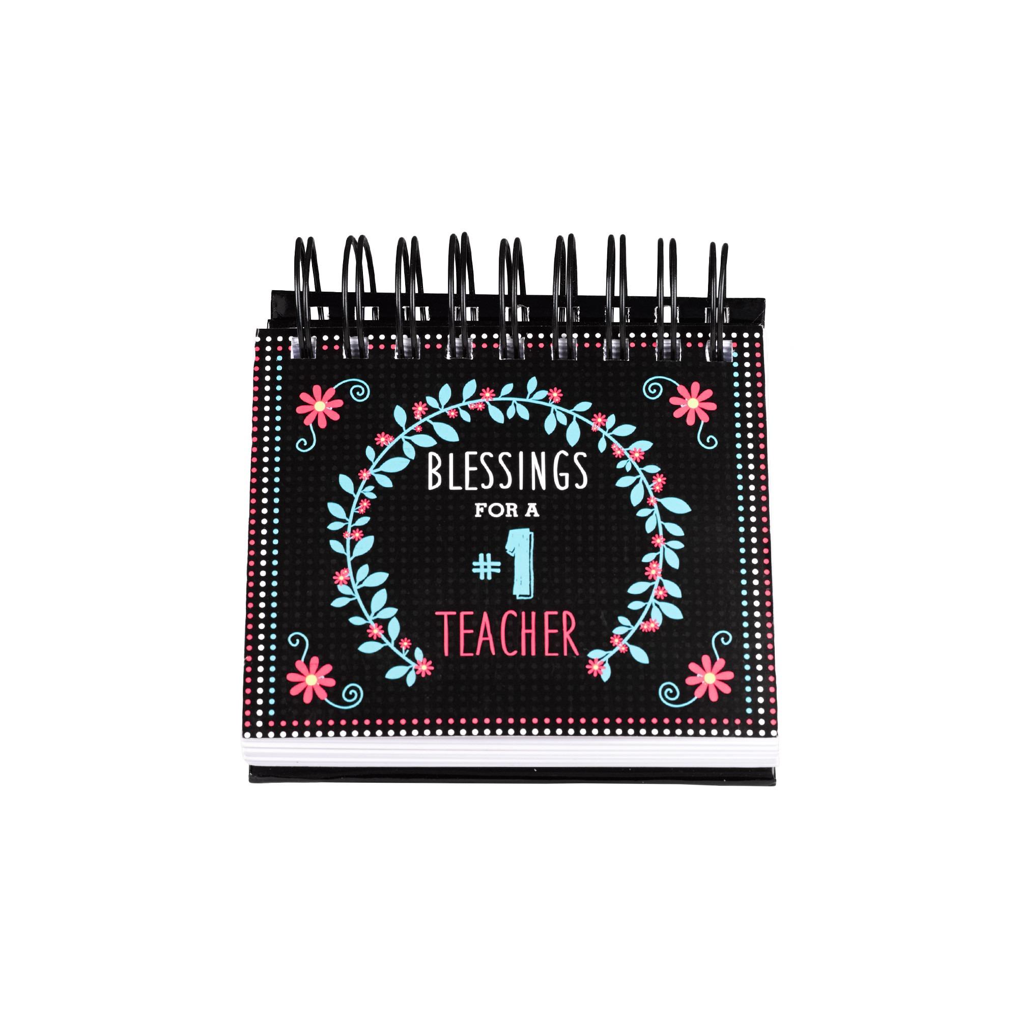 Blessings for Teacher Calendar
