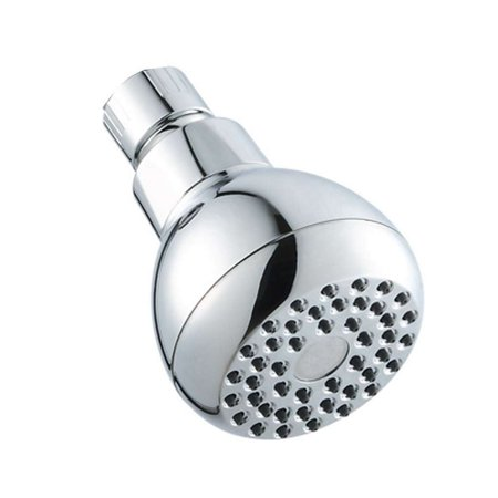 3 inch Low Pressure Booster Shower Top Nozzle Small Water Saving Shower Head for Hotel Home