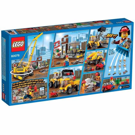 Lego City Demolition Site Walmart