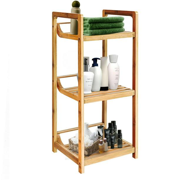 Bamboo Bath Storage E Saver