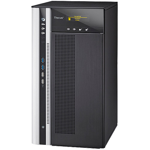 Thecus TopTower N10850 Network Attached Storage Server