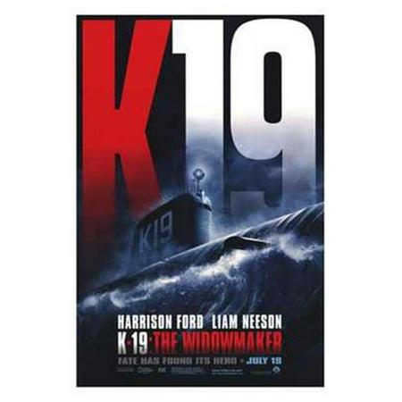 Posterazzi MOV233345 K-19 the Widowmaker Movie Poster - 11 x 17 in. - image 1 de 1