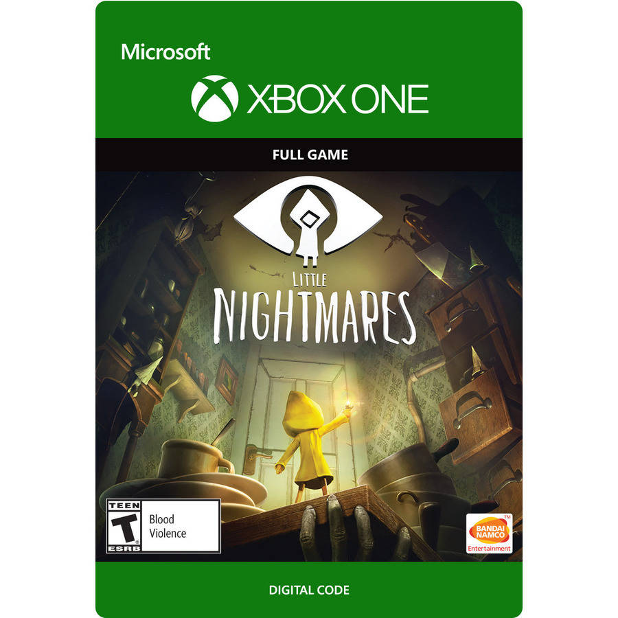Bandai Namco Xbox One Little Nightmares (email delivery)