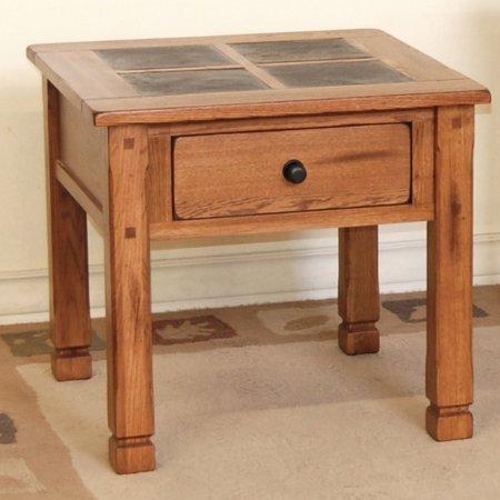 Sunny Designs Sedona Slate End Table