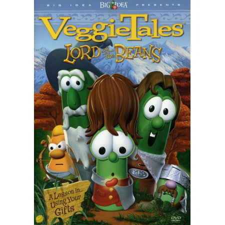 Veggie Tales: Lord of the Beans (DVD) (Veggie Tales Halloween)