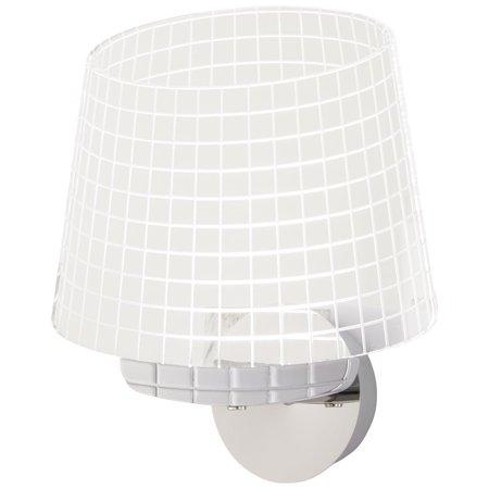 George Kovacs LED Wall Sconce - Chrome - P1650-077-L 077 George Kovacs Bath Light