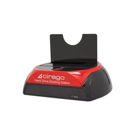 Hard Drive Docking Station - CIRAGO CDD1100 HARD DRIVE USB2.0 DOCKING STATION