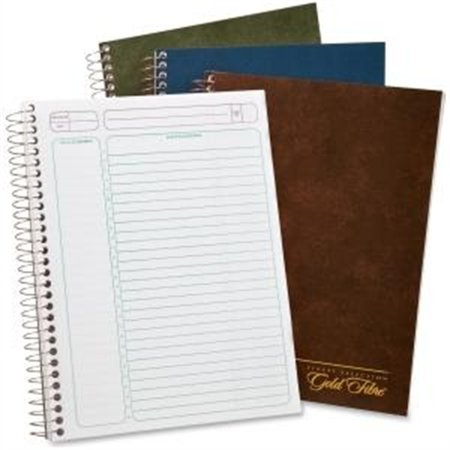 TOPS Gold Fibre Premium Wirebound Project Planner 84 Sheets 9-1/2