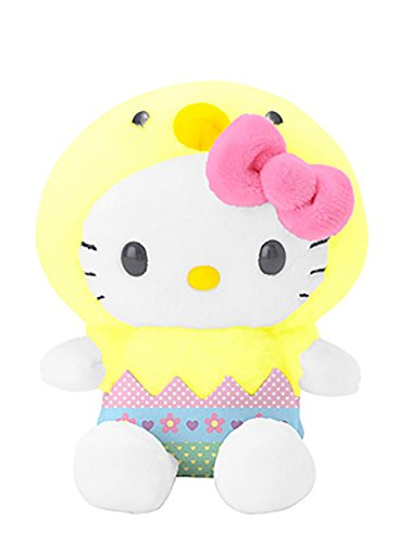 Hello Kitty Pastel Plush Toy Small Mascot Size Cute Parrot Special Edition --1 piece per... by