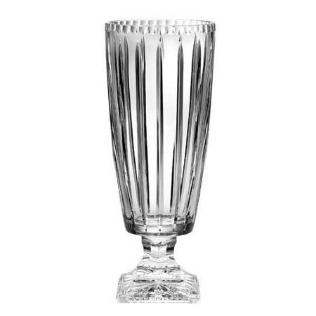 Majestic Crystal Plaza Table Vase