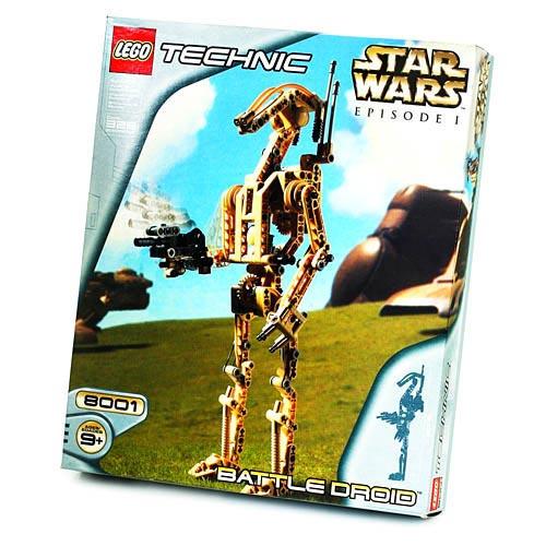Lego Star Wars: Battle Droid