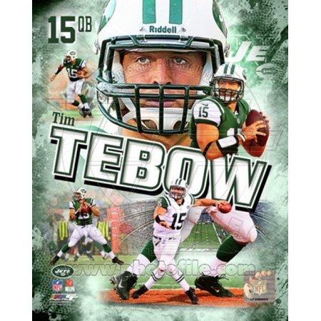 Tim Tebow 2012 Portrait Plus Sports Photo