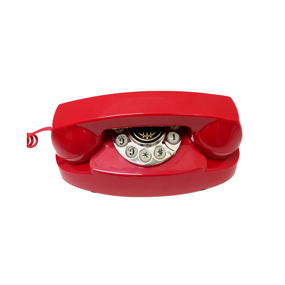Ttraditional Red Wall Telephone Brand New Free Shipping