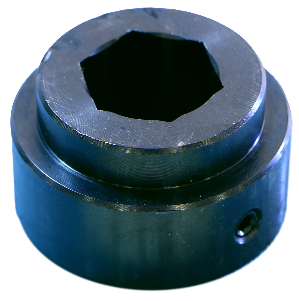 RanchEx X Series Weld-on Hub, 1-1/8""